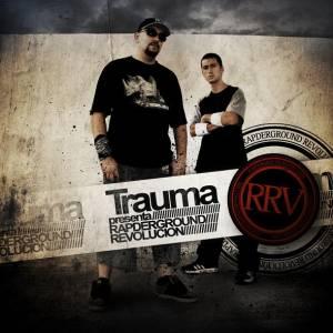 Descarga la maqueta de Hip Hop de Trauma - Rapderground revolucion