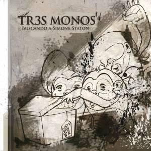 Descarga la maqueta de Hip hop de Tr3s Monos: Buscando a Simone Staton