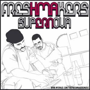 Descarga la maqueta de Hip hop de Freshmakers: Supernova