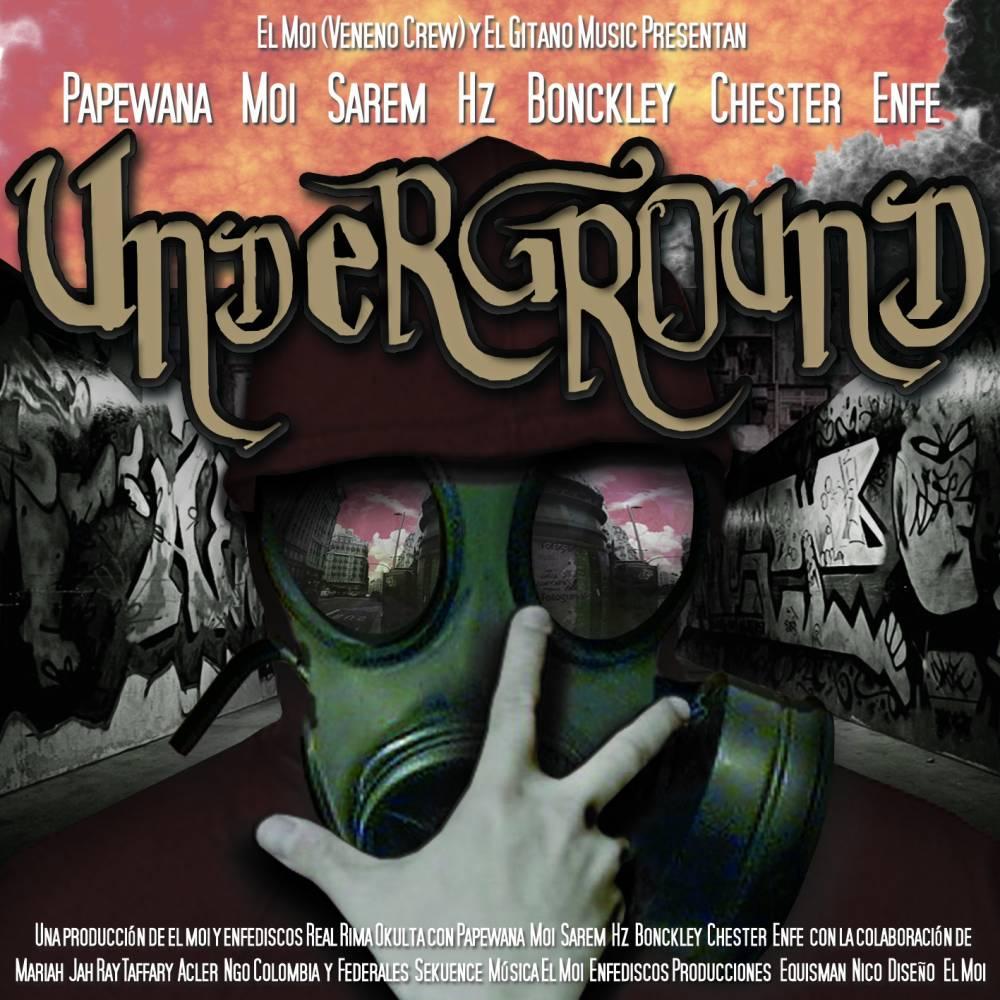 Underground - Rima Okulta ft Moi
