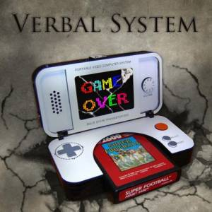Descarga la maqueta de Hip Hop de Verbal system - Game over