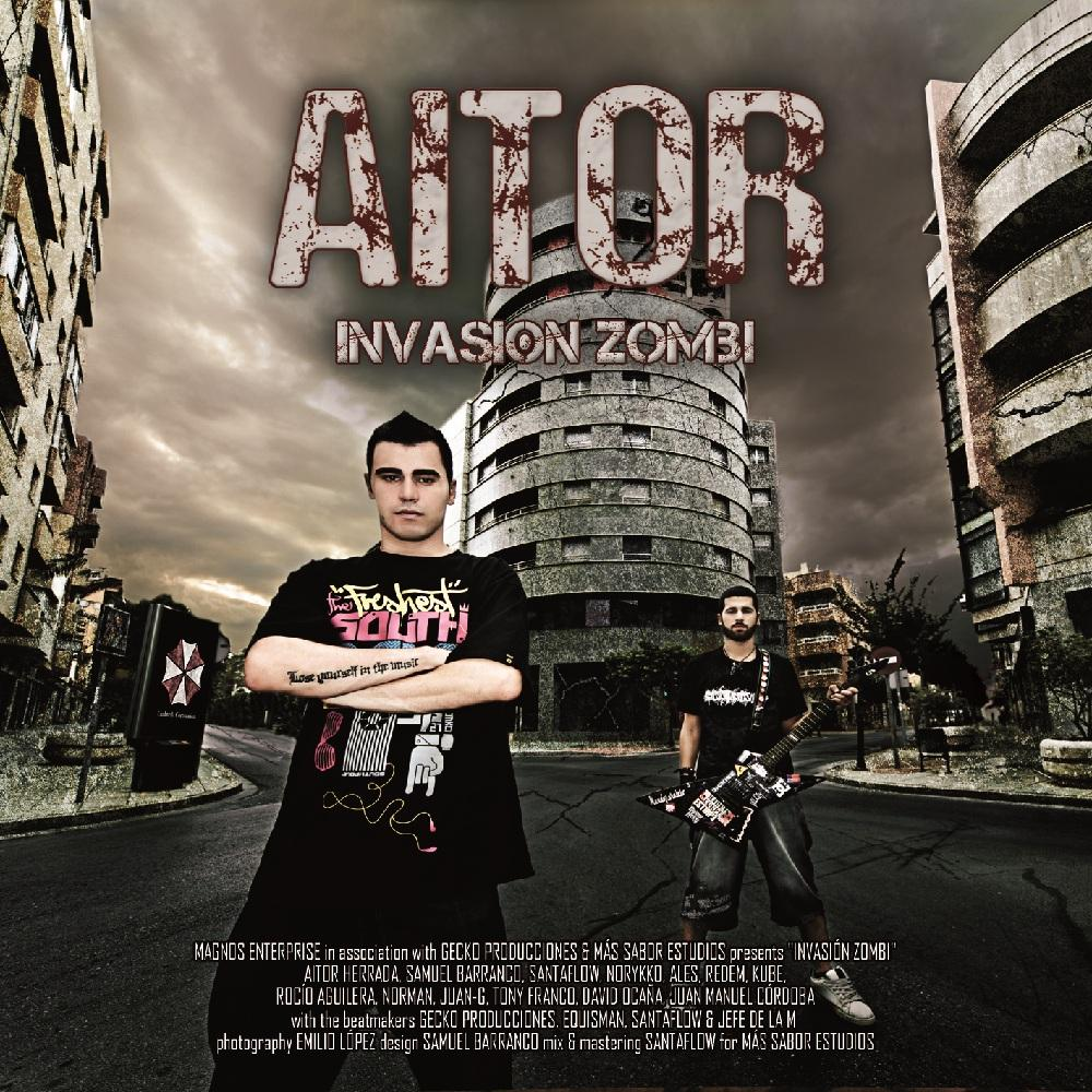 Invasion Zombie - Aitor