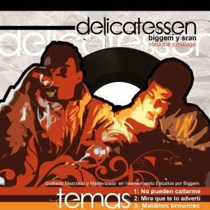 Descarga la maqueta de Hip Hop de Biggem y Sran - Delicatessen