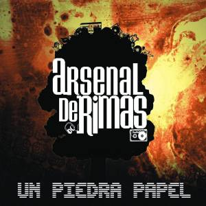 Rap mexicano--Arsenal de Rimas