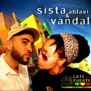Descarga la maqueta de Hip hop de Sista ablavi y Vandal: Lata fuerte