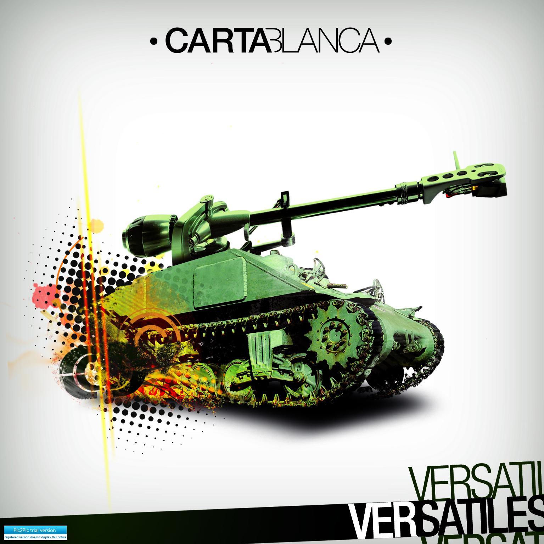 VERSATILES-CARTA BLANCA