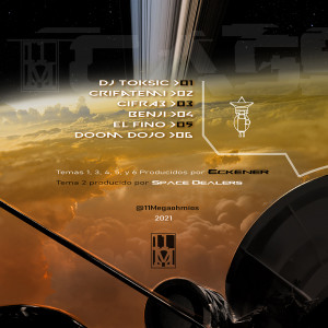 Trasera: 11 Megaohmios - Cassini