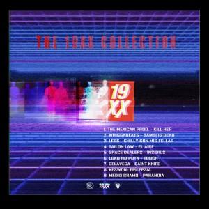 Trasera: 19XX - Beattape Vol. 2 (Instrumentales)