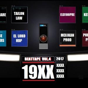 Deltantera: 19XX - Beattape Vol. 4 (Instrumentales)
