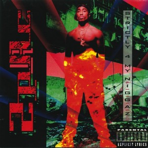 Deltantera: 2Pac - Strictly 4 My N.I.G.G.A.Z...