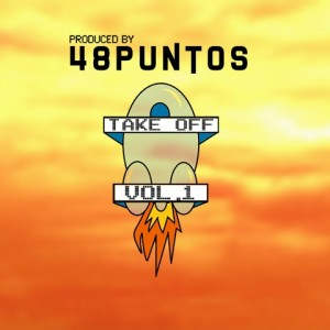 Deltantera: 48 puntos - Take off Vol. I (Instrumentales)