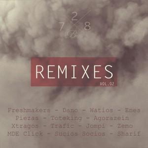 Deltantera: 728 prods - Remixes Vol. 02