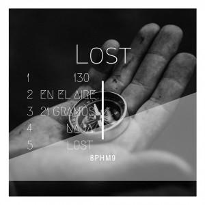 Trasera: 8PHM9 - Lost