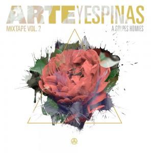 Deltantera: A golpes homies - Arte y espinas Vol. 2