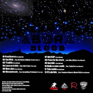 Trasera: Abora Blood - Urantia