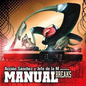 Deltantera: Acción Sánchez y Jefe de la M - Manual breaks