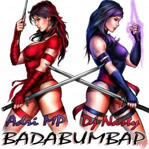 Deltantera: Adri mp y dj nasty - Badabumbap (Instrumentales)