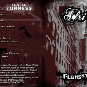 Trasera: Adripuntoefe - Flahsstunness