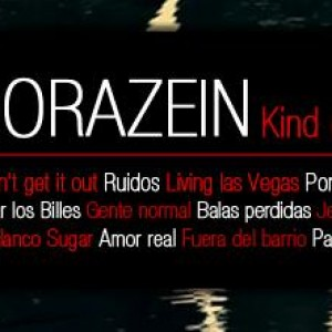 Deltantera: Agorazein - Kind of red