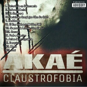 Trasera: Akae - Claustrofobia