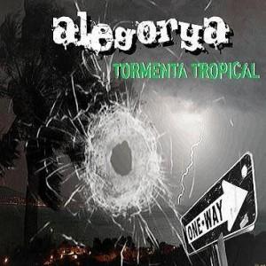 Trasera: Alegorya - Tormenta tropical