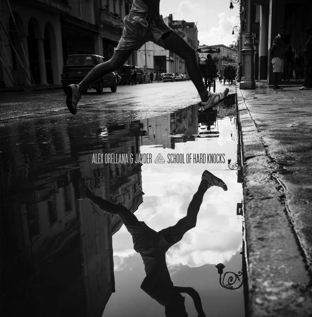 Alex Orellana - School of hard knocks (Ficha del disco)