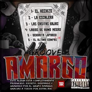 Trasera: Amargo - Groove (LP)