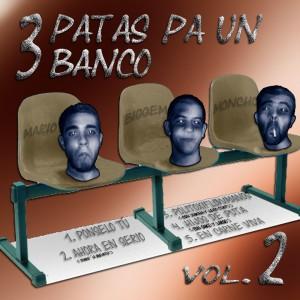 Deltantera: Ambos2 y Biggem - Tres patas pa un banco Vol. 2