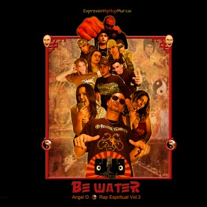 Deltantera: Angel D - Be water