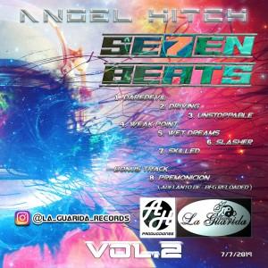 Trasera: Angel Hitch - Seven beats Vol. 2 (Instrumentales)