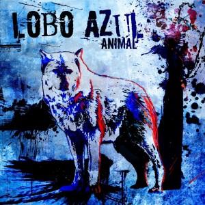 Deltantera: Animal - Lobo azul