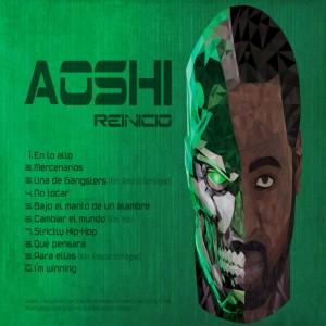 Deltantera: Aoshi - Reinicio