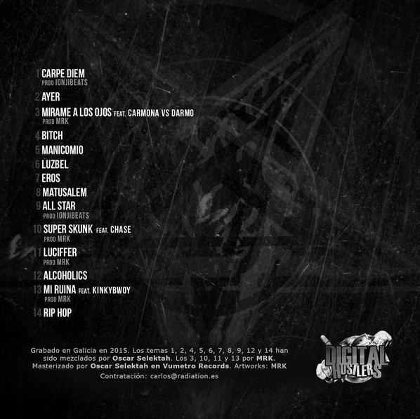 Arce - Luciffer » Álbum Hip Hop Groups