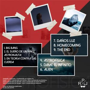 Trasera: Arghen PRJ - Astrofísica