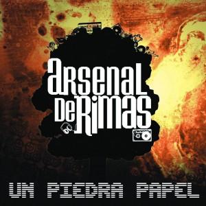 Deltantera: Arsenal de rimas - Un piedra papel