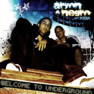 Deltantera: Aryon, Negro y Jayder - Welcome to underground