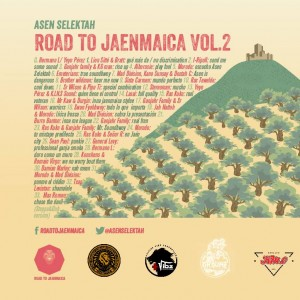 Trasera: Asen Selektah - Road to Jaenmaica Vol. 2
