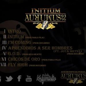 Trasera: Aurumus - Initium