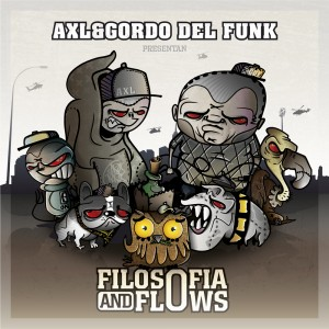 Deltantera: Axl y Gordo del Funk - Filosofía y flows