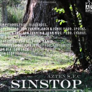Deltantera: Azten - Sin stop (The mMixtape)