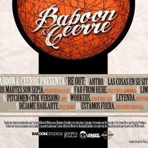 Trasera: Baboon Estudios y Ceerre - Re out