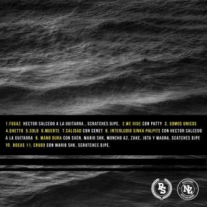 Trasera: Babyloncry - Nada