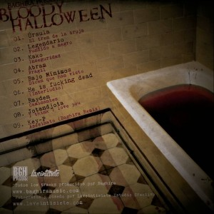 Trasera: Baghira - Bloody Halloween 2