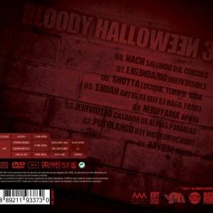 Trasera: Baghira - Bloody Halloween 3: Irreversible