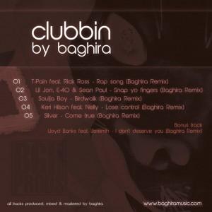 Trasera: Baghira - Clubbin