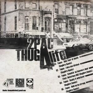 Trasera: Baghira - Tupac - Thug 4 life (Remixes)