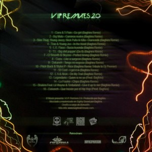 Trasera: Baghira - VIP Remixes 2.0