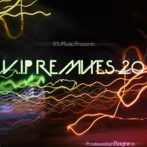 Deltantera: Baghira - VIP Remixes 2.0