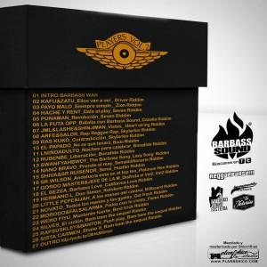 Trasera: Barbass Sound - Barbass players - La mixtape Vol. 2