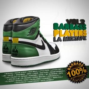 Deltantera: Barbass Sound - Barbass players - La mixtape Vol. 2